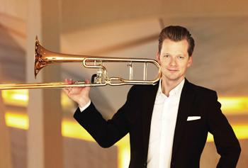 Jesper Busk Sørensen, Trombone