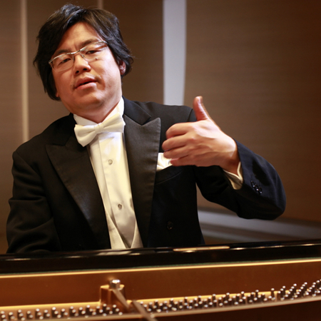 中川賢一・野村誠ピアノ・コンサート「愛と知のメシアン!!」(ピアノ/中川賢一)