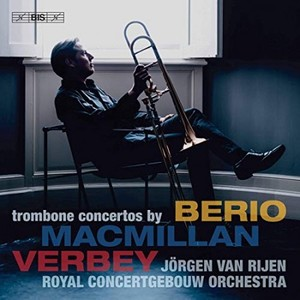 [★セール品]J.v.ライエン / Mac Millan, Verbey & Berio【CD】