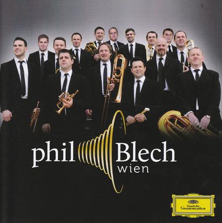 ウィル・ブレッヒ Phil Blech Wien【CD】