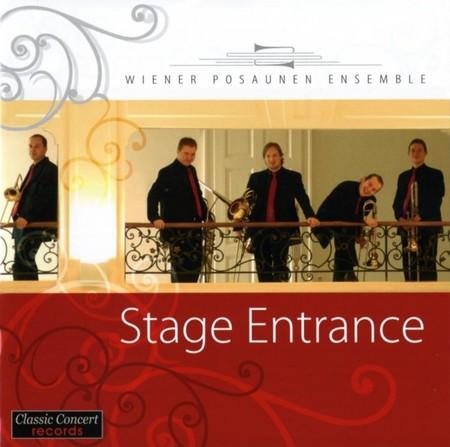 ウィーン・トロンボーン・アンサンブル/Stage Entrance