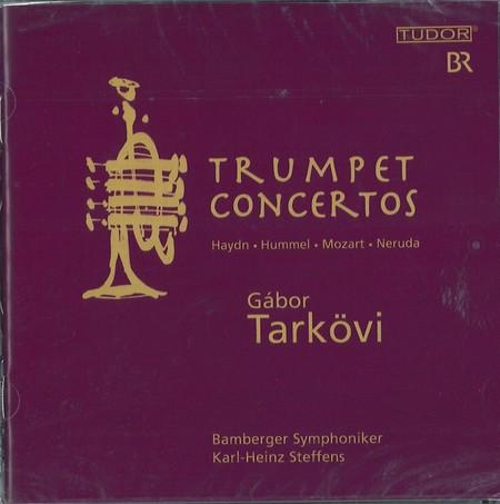 ガボール・タルケヴィ [CD] Trumpet Concertos