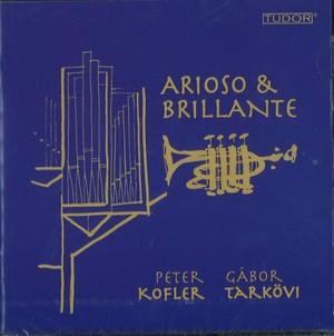ガボール・タルケヴィ [CD] Arioso & Brillante