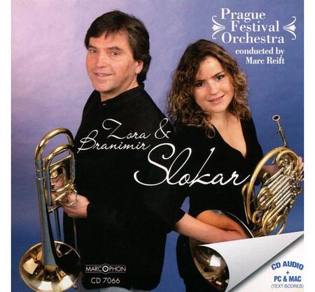 [★セール品]Zora & Branimir Slokar【CD】