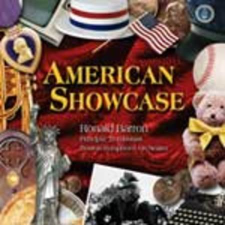 [★セール品]Ronald Barron / American Showcase【CD】
