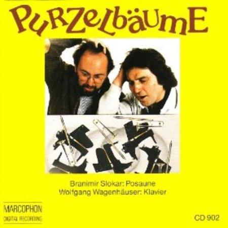 Branimir Slokar / Purzelbäume【CD】