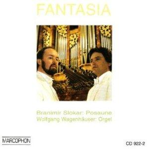 Branimir Slokar / Fantasia【CD】