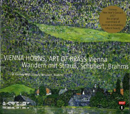 [★セール品]Vienna Horns, Art of Brass Vienna【CD】