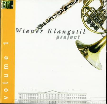 Wiener Klangstil Project volume 1【CD】