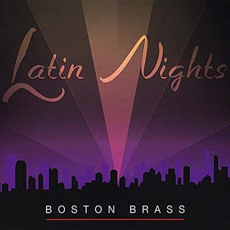 Boston Brass / Latin Night【CD】