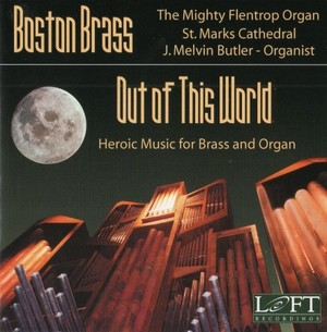Boston Brass / Out of This World【CD】