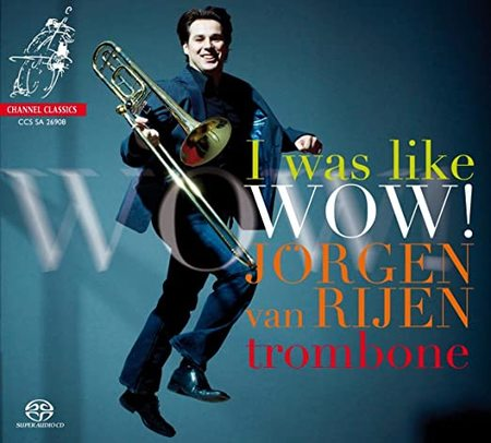 Jörgen van Rijen / I was like WOW!【CD】
