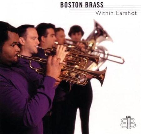Boston Brass / Within Earshot【CD】