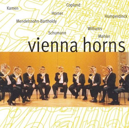 Vienna Horns【CD】