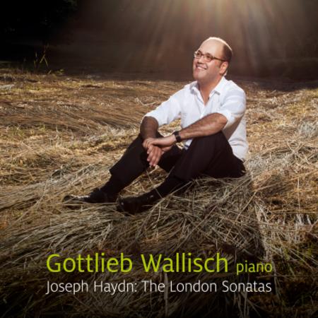 ゴットリープ・ヴァリッシュ(pf)  Haydn:The London Sonatas