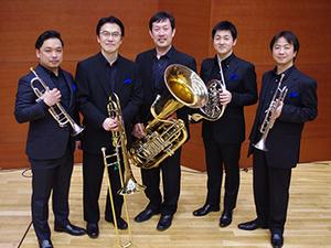 第501回日経ミューズサロン代替公演 ザ・チェンバーブラス(N響メンバーによる金管五重奏団)