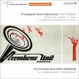 トロンボーン・ユニット・ハノーファー/フルパワー【CD】