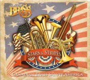 カナディアン・ブラス/星条旗:カナディアン・ブラスのアメリカへの敬礼【CD】