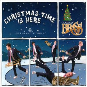 カナディアン・ブラス/クリスマス・タイム・イズ・ヒア【CD】