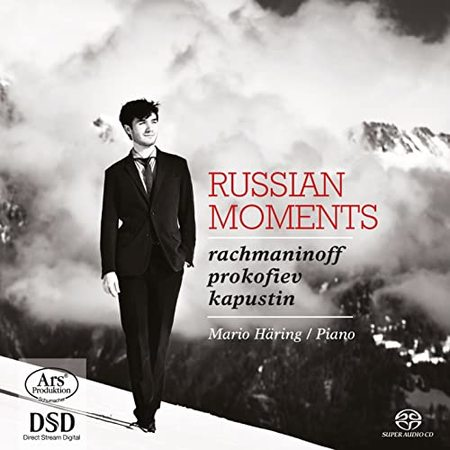 マリオ・ヘリング(pf) / Russian Momoents【CD】