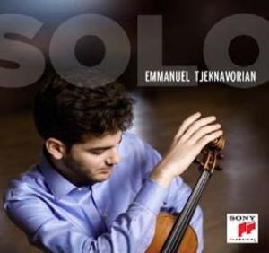 エマニュエル・チェクナヴォリアン/SOLO【CD】